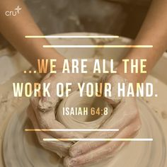 REDE MISSIONÁRIA: WORK OF YOUR HAND (ISAIAH 64:8)