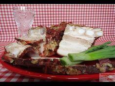 Хочу поделится с вами рецептом вкуснейшей закуски из свиной грудинки. Грудинка горячего засола в луковой шелухе получается вкусной, нежной и очень ароматной.  Ингредиенты: Food Videos, Sandwiches, Tacos, Mexican, Beef, Cheese, Ethnic Recipes, Youtube, Meat