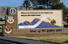 Nellis AFB = <3 and the start of high school ;)