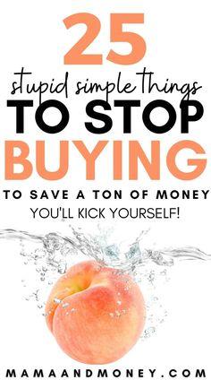 Ways To Save Money, Money Tips, Money Saving Tips, How To Make Money, Frugal Living Tips, Frugal Tips, Budgeting Finances, Budgeting Tips, Dave Ramsey Debt Snowball