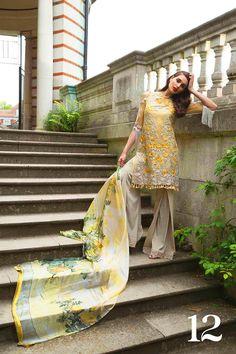 Sobia Nazir Luxury Chiffon Eid Collection 2017   PK Vogue