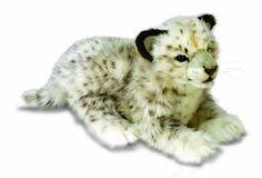 "Lying Snow Leopard Cub 14"" by Hansa Hansa http://www.amazon.com/dp/B001H04RL0/ref=cm_sw_r_pi_dp_qv3bub0MZE7H0"