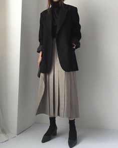 Best Outfits Part 4 Fashion Moda, Look Fashion, Daily Fashion, Winter Fashion, Womens Fashion, 80s Fashion, Spring Fashion, Modest Fashion, Hijab Fashion