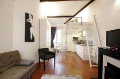 Mooie Studio Mezzanine