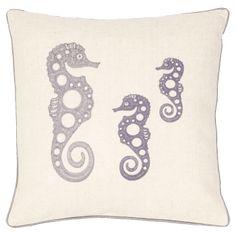 Gomer sea horses pillow...G1...G2...G3!