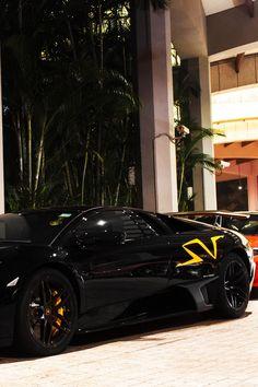 Lamborghini Murcielago SV. This has been my dream car since i was a little kid