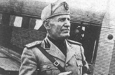 Benito Mussolini 1943