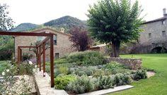 #Landscape #Garden in Mieres, Garrotxa;  Landscape Designer:Martirià Figueres - Aspecte