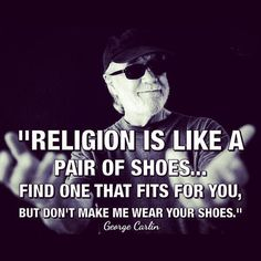Laugh at our huge collection of George Carlin quotes. Share these George Carlin quotes with your friends. The reason I talk to myself is because I'm the only one whose answers I accept. Great Quotes, Me Quotes, Funny Quotes, Inspirational Quotes, Journey Quotes, George Carlin, Atheist Quotes, Quotable Quotes, Political Quotes