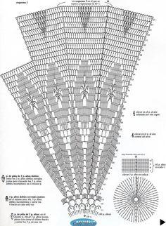 филейные салфетки крючком схемы - Поиск в Google