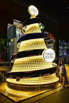 Ferrero Rocher by chooyutshing, via Flickr