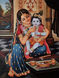 Indian art : which attracts your soul with meaningful paintings Little Krishna, Krishna Love, Lord Krishna Wallpapers, Radha Krishna Wallpaper, Krishna Leela, Krishna Radha, Lord Krishna Images, Radha Krishna Pictures, Orisha