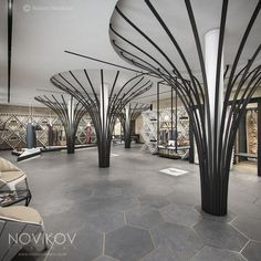 Strabo Store concept by Novikov Designs www.novikovdesigns.co.uk