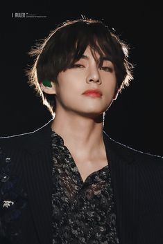 How does someone just stand there staring and, cause us army to become weak in the knees? The power of Kim Taehyung! Bts Taehyung, Bts Bangtan Boy, Taehyung Photoshoot, Daegu, K Pop, V Bts Cute, I Love Bts, Foto Bts, Fanfiction