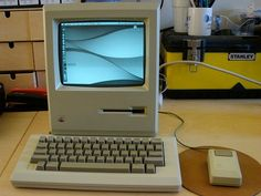 apple computer - macintosh 1984