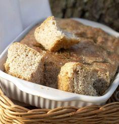Baking/Leivonta: Rosmary bread/Rosmariinileipä