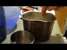 Cooking Perfect Survival Rice w/ a Canteen Cup.. a must know.
