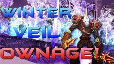 Stolen Treats Lock-down! Winter Veil PvP [Rogue PvP] [World PvP]