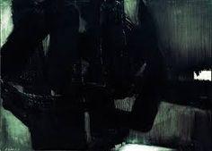 Pierre Soulages. 'Orpailleru infatigable, loin de l'idée d'un geste démieurge, l'artiste convoque experiénce et hasard.' L'officiel Art #11