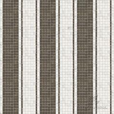 Pinstripe stone mosaic | New Ravenna