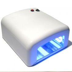 Secadora de uñas de gel  lampara Uv ultravioleta