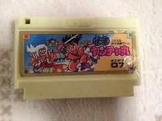 Kaiketsu Yancha Maru Famicom Japan Nintendo Family Computer