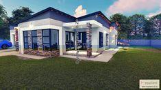 2 Bedroom House Plan MLB 1901S