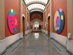 KAWS solo exhibition at Pennsylvania Academy of Fine Arts