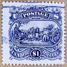 $1 U.S. Postage Stamp