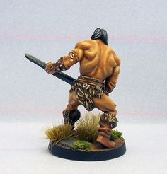 (4) Conan by Monolith Painting Group