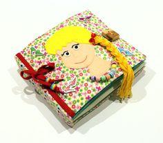 Livre calme pour enfants, livre chargée, Eco friendly, éducatif-de - 6 pages (2 à 6 ans) - MiniMom