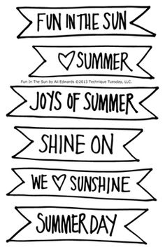 Technique-Tuesday-Fun-In-The-Sun-Ali-Edwards-Clear-Stamps-Medium