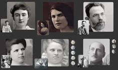 Deep Nostalgia: 'creepy' new service uses AI to animate old family photos | Artificial intelligence (AI) | The Guardian Ww1 Soldiers, Nostalgia, Genealogy Sites, Old Family Photos, Face Swaps, Learning Techniques, The Uncanny, History Of Photography, Two Faces
