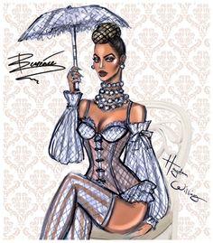 Beyoncé Formation by Hayden Williams
