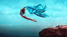 Você faz a Diferença: Hora de voar, se entregar ao mar de sensações que ...