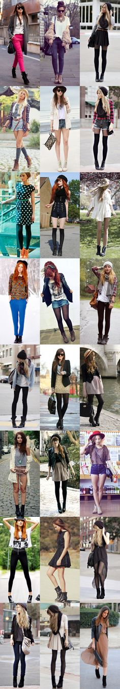 boots, fashion, girls