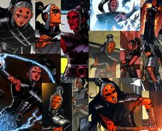 Darth Maladi by on DeviantArt Star Wars Sith, Sith Lord, Star Wars Costumes, My Father, Superhero, Stars, Fictional Characters, Deviantart, Group