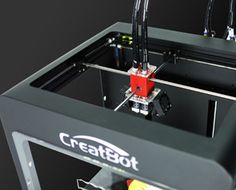 Have you seen the CreatBot, new to 3Design: