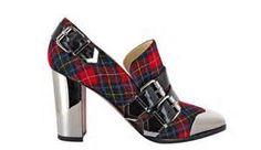 Mode écossais - trotteurs