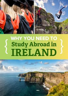 Go Overseas announces a full-ride study abroad scholarship and master's degree scholarship to study in Ireland. Warning: reading this will make you want to go there!