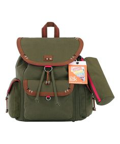 Take a look at this Olive Pacifica Backpack today!