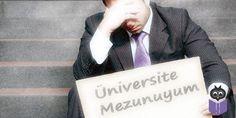 Her 4 İşsizden 1'i Üniversite Mezunu