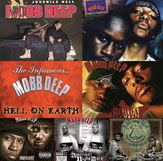 Classic Hip Hop Albums, Mobb Deep, Street Culture, Hip Hop Rap, Music Lovers, Wax, Laundry
