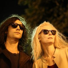 Tom Hiddleston And Tilda Swinton Will Actually Make You Want To Watch A Vampire Romance - Only Lovers Left Alive