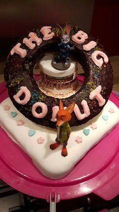 Zootropolis cake!