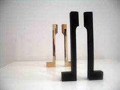 John Pawson candlesticks