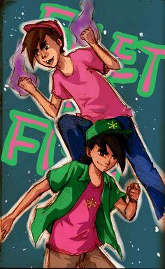 Filet of Fist by sadnobody on DeviantArt Video Game Movies, Cartoon Video Games, Disney Style, Disney Art, Homestar Runner, The Fairly Oddparents, Fairly Odd Parents, Spongebob, Cartoon Drawings
