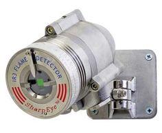flame detector, detektor kebakaran, fire alarm, fire protection, manajemen risiko
