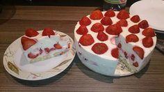#food #cake #strawberry