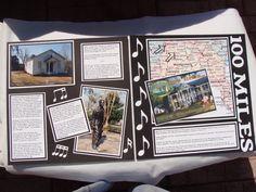 Elvis - Tupelo to Graceland - 100 Miles - Scrapbook.com